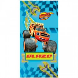 Toalla Blaze and the Monster Machines Microfibra 70x140cm