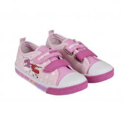 Zapatilla Con Luz Super Wings 12Und.C/Regalo T.23
