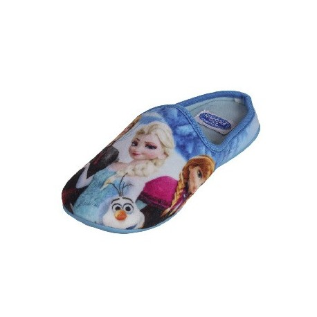 Zapatillas Frozen Disney 12 Und.C/Regalo T. 28 al 35