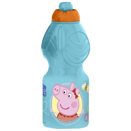 Botella Plastico Peppa Pig 400ML.