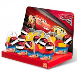Cubo Playa Mini Cars Disney Palas Moldes
