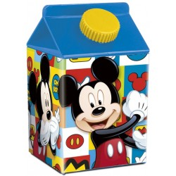 Botella Brik Mickey Disney 450ml Plastico