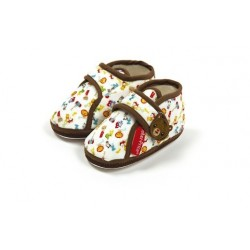 Zapatitos De Bebe Fisher-Price T.2-3 A.