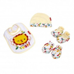 Set De Regalo 4 Pzs.Fisher-Price C/Regalo