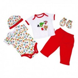 Set De Regalo 5 Pzs.Fisher-Price C/Regalo