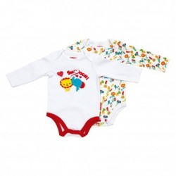 Set 2 Body Fisher-Price 0M. C/Regalo