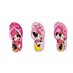 Chanclas Minnie 12 Und.Surtidas T.28-30-32-34