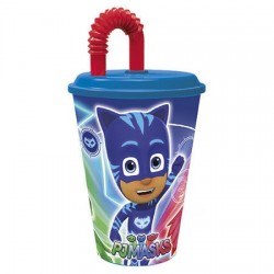 Vaso caña Pjmasks 430ml