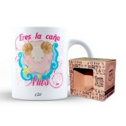 Taza Ceramica Mr.Cool Aries