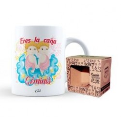 Taza Ceramica Mr.Cool Geminis