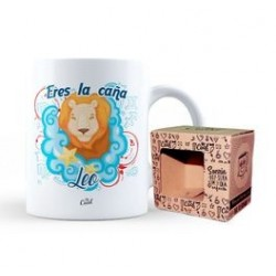 Taza Ceramica Mr.Cool Leo