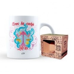Taza Ceramica Mr.Cool Libra