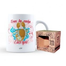 Taza Ceramica Mr.Cool Escorpio