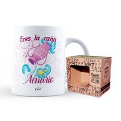 Taza Ceramica Mr.Cool Acuario