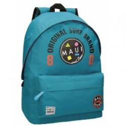 Mochila Doble Maui & Sons Surf Adaptable