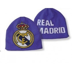 Gorro Lana Real Madrid T.Unica