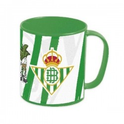 Taza Microonda Real Betis 360Ml.