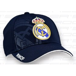 Gorra Real Madrid Adulto Azul