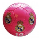 Balon Real Madrid Fluor Rosa Grande