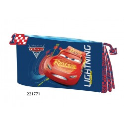 Portatodo Cars Disney Triple 22x12x5cm