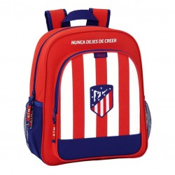 Mochila Atletico Madrid Adaptable 28x10x34cm.