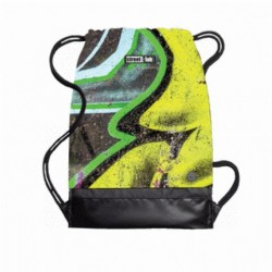 Bolsa Mochila Street Lab Gym Bag Con 3 Compartimentos