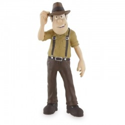 Figura Tadeo Jones 9cm.
