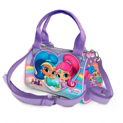 Bolso Chest Go Shimmer y Shine 15x18x12cm.