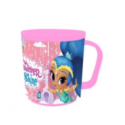 Taza Microonda Shimmer and Shine 400Ml.