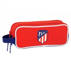 Portatodo Atletico Madrid Doble 21x6x8cm.