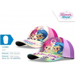 Gorra Shimmer and Shine T.52-54