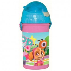 Cantimplora Patrulla Canina Skye pop up 380ml.