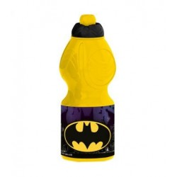 Botella Plastico Batman 400ML.