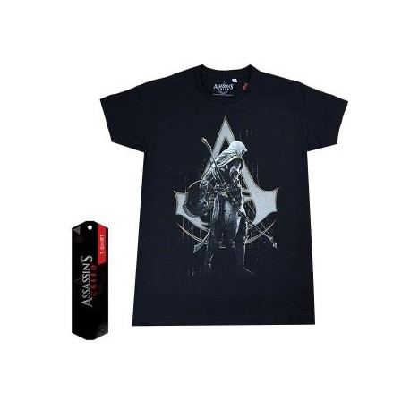 Camiseta Adulto Assassins Creed 4Und.T.S-M-L-XL