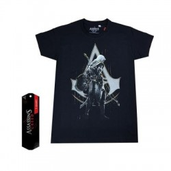 Camiseta Adulto Assassins Creed 5Und.T.S-M-L-XL-XXL