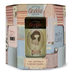 Vela Patchwork Anekke Dream C/Regalo