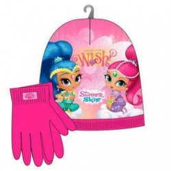 Set Gorro y Guantes Shimmer and Shine