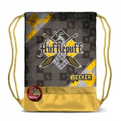 Saco Harry Potter Quidditch Hufflepuff 48x35x1cm.