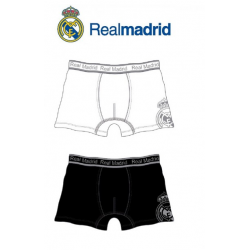 Pack 2 Boxer Real Madrid T.M