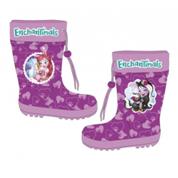 Botas Agua Enchantimals 12Und.T.22-24-26-28-30-32