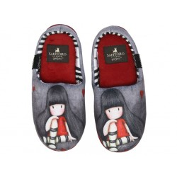 Zapatillas Gorjuss C/Regalo 6Und.T.31/32-33/34-35/36-37/38
