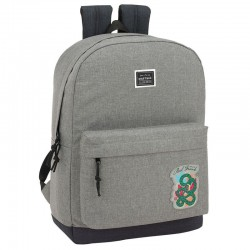 Mochila Ordenador Paul Frank Jungle 32x43x14cm.