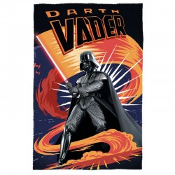 Manta Polar Darth Vader Star Wars 150x100cm.