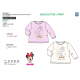 Camiseta Bebe Minnie Disney 4Und.T.12-18-24-36