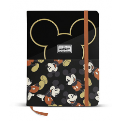 Diario Mickey True Disney 21x13x1cm