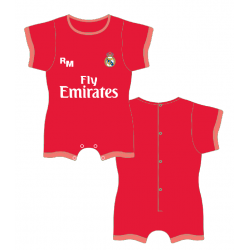 Pelele Bebe Real Madrid T.1m