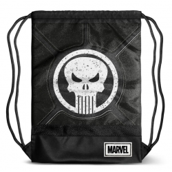 Saco Punisher Marvel 48x35x1cm.