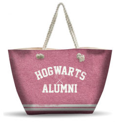 Bolsa Playa Harry Potter Hogwars 32x50cm.