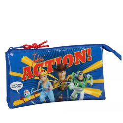 Portatodo Toy Story 4 Action Triple 22x12x3cm