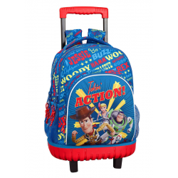 Mochila Trolley Compacto Toy Story 4 Action